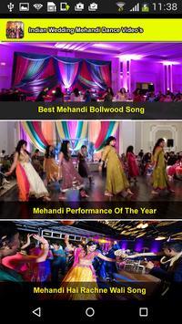 HD Mehndi Dance & Wedding Songs apk screenshot