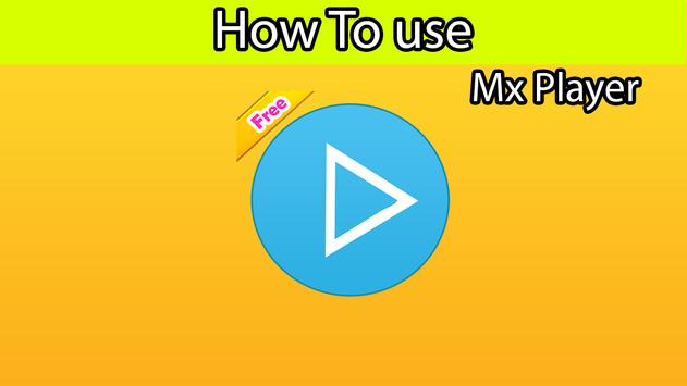 New MX Player Music Tips poster