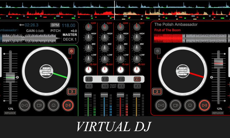 Virtual Dj Home Free For Android Apk Download