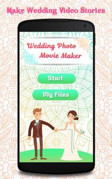 Wedding Photo Movie Maker poster