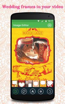 Wedding Photo Movie Maker screenshot 12