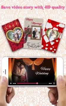Wedding Photo Movie Maker screenshot 13