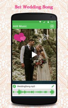 Wedding Photo Movie Maker screenshot 4