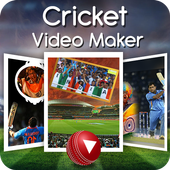 IPL Cricket Video Maker icon