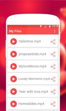 Love Movie Maker screenshot 5