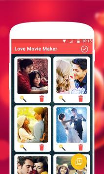 Love Movie Maker screenshot 8