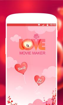 Love Movie Maker poster