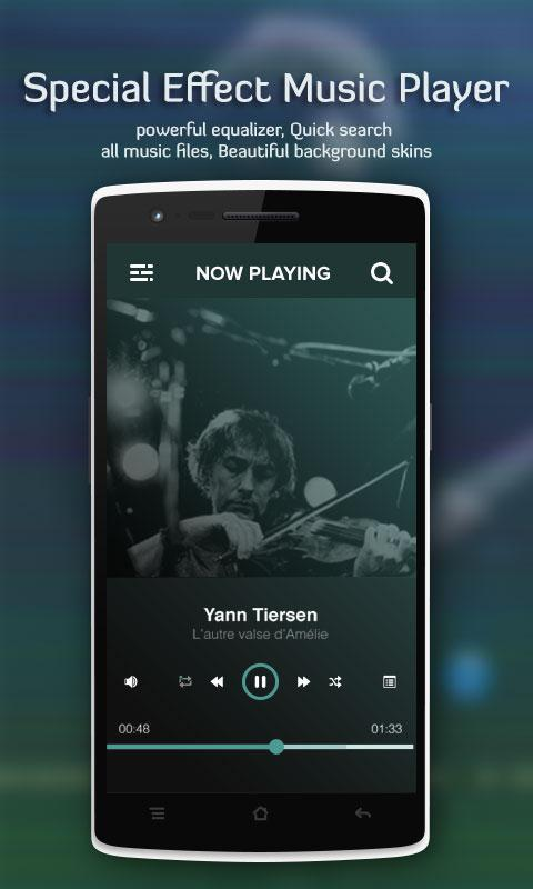 Special Effect Music Player for Android - APK Download