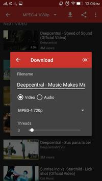 VidTube Free apk screenshot