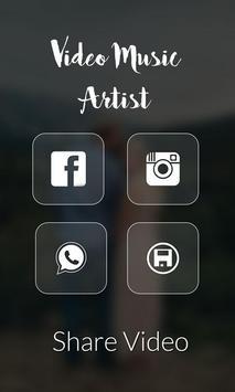 Video Music Artist screenshot 7