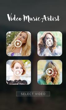 Video Music Artist screenshot 1