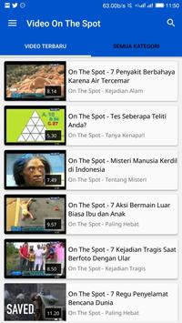 Video On The Spot Indonesia poster