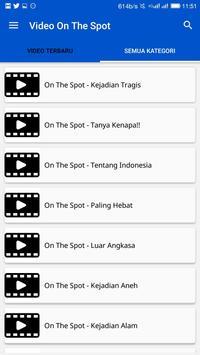 Video On The Spot Indonesia apk screenshot