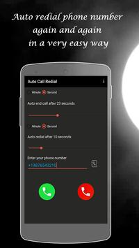 Auto Call Redial poster