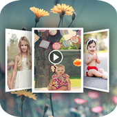 Baby Photo Video Maker icon