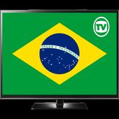 Brazil Live TV Channels icon
