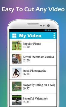All Video Cutter screenshot 1