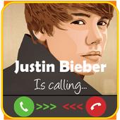 Justin Bieber is calling Prank icon
