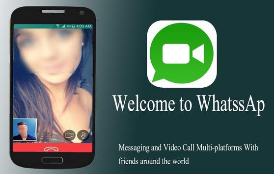 Video Calls For WhatssAp apk screenshot