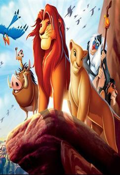 فيلم كرتون  ملك الغابة  بدون نت screenshot 5