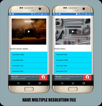 Leopard Video Downloader apk screenshot