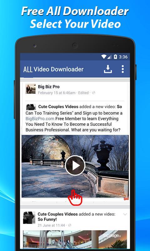 Media & Video Downloader For Facebook for Android - APK Download
