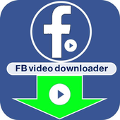 video FB downloader icon