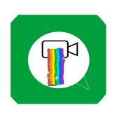 Filter Video Call Whatsapp icon