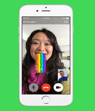 Filter Video Call Whatsapp poster