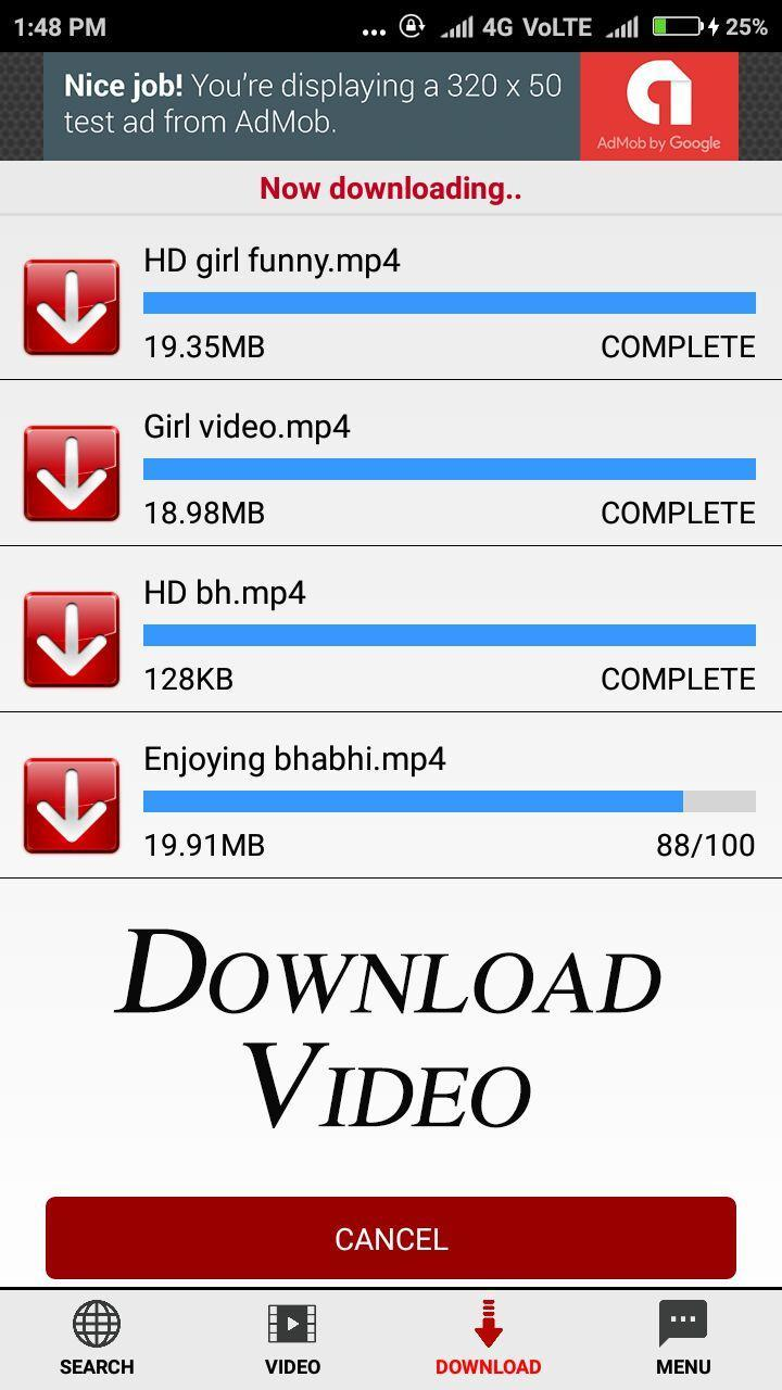Downloader xvideos video iVideoMate Downloader