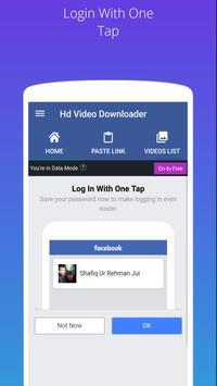 hd video downloader 2018 screenshot 1