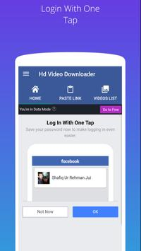 hd video downloader 2018 screenshot 1