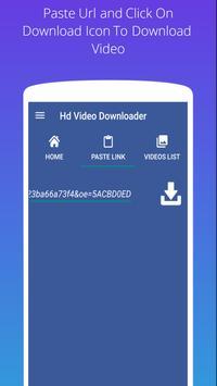 hd video downloader 2018 screenshot 3