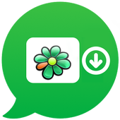 Downloader Video For ICQ Free icon