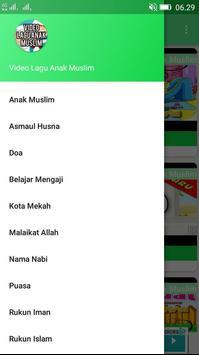 Video Lagu Anak Muslim poster