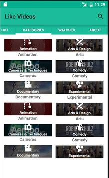 Free HD movies apk screenshot