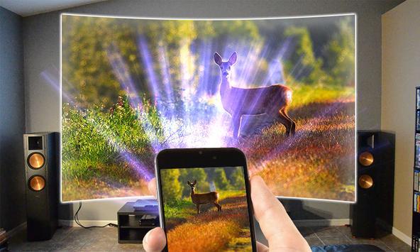 Video Projector Simulator apk screenshot