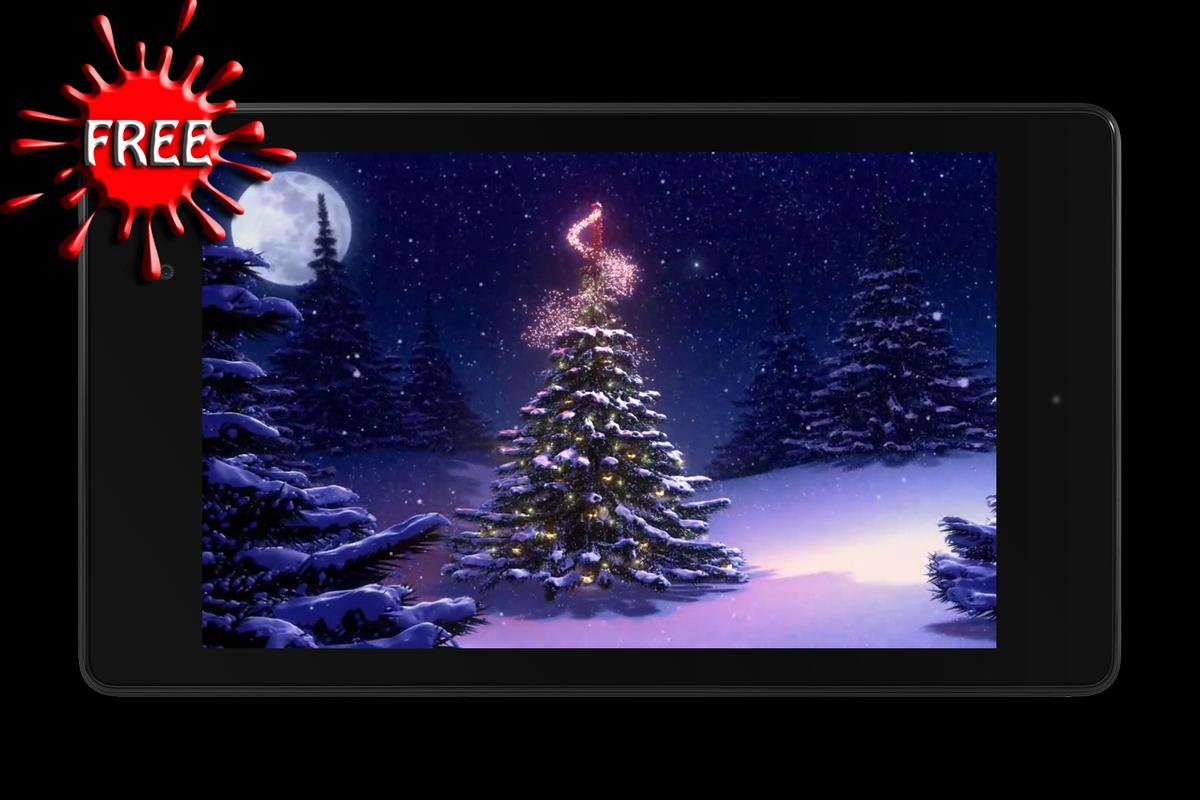 christmas tree live wallpaper apk download free personalization
