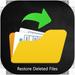 restaurar archivos borrados