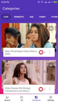 VidSongs Status screenshot 2