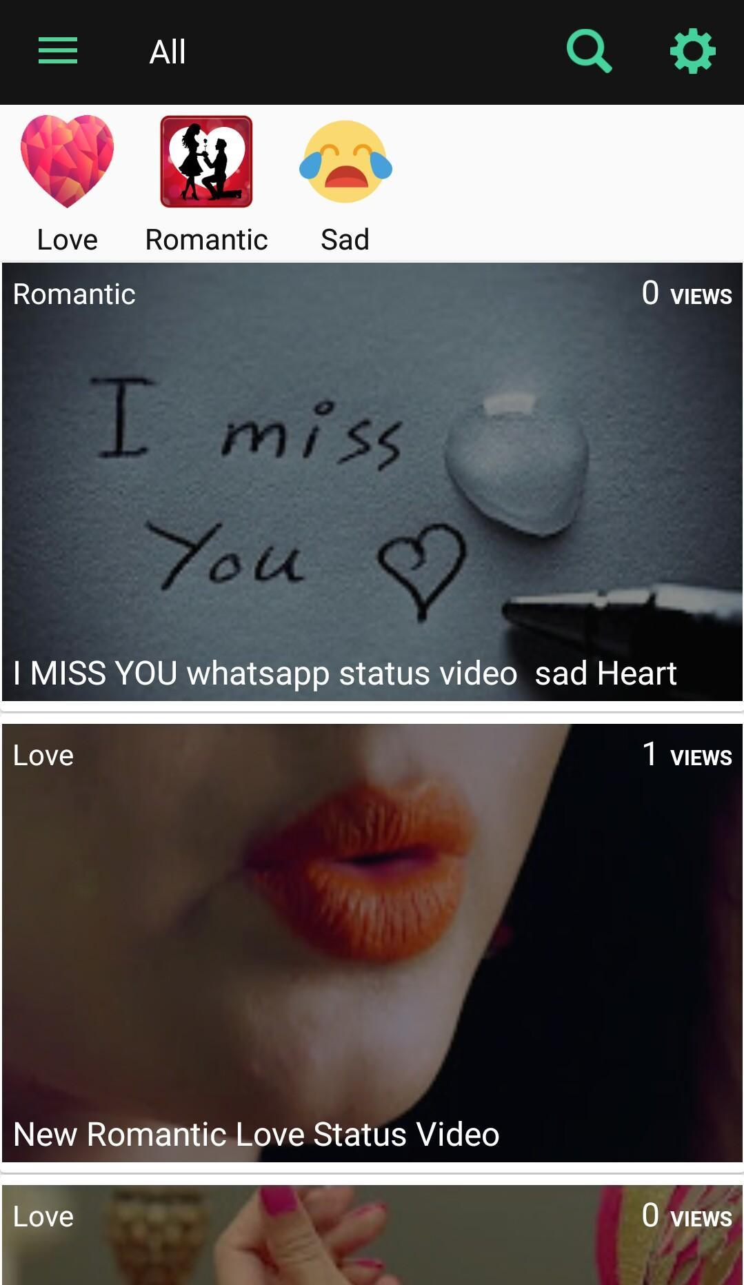 Video Songs Status for Android - APK Download