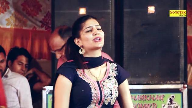Sapna dance video song 2017 | Hariyanvi Dance 2017 screenshot 1