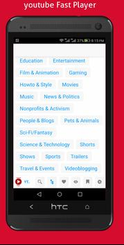 Play Tube (Youtube Player) apk screenshot