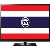 TV Channels Thailand icon