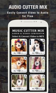Audio Editor apk screenshot