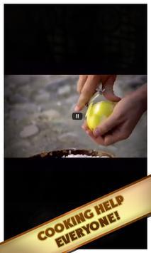 Video board dinner screenshot 2