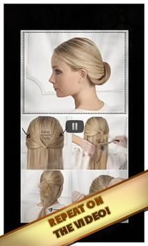 Learn how to do hair apk screenshot
