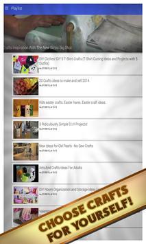 New ideas crafts apk screenshot