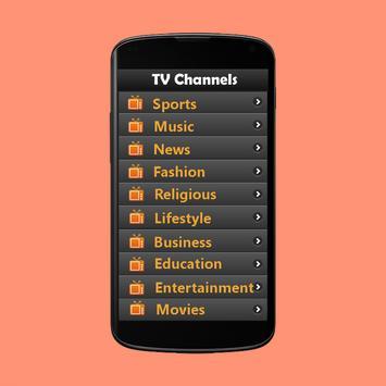 TV Channels USA apk screenshot