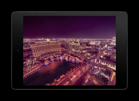 Las Vegas Video Live Wallpaper screenshot 6